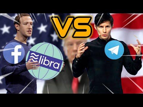 18+ Чем опасна криптовалюта от Facebook - LIBRA