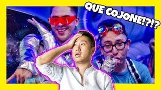 JD Pantoja es un robot salido 🤖 😅 Welcome to the Maza 😂🤣 REACCION Coreano Loco
