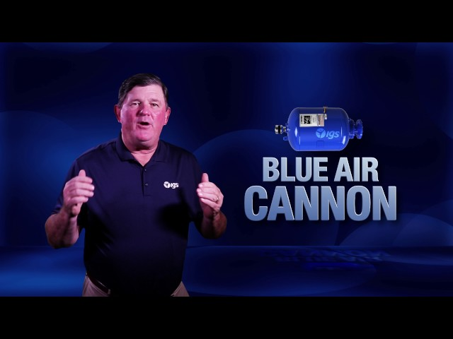 IGS BLUE AIR CANNON