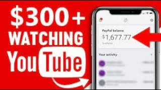 Make $300 Per Day From YouTube! HOW TO MAKE MONEY ONLINE 2021
