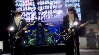 ZZ Top - Got Me Under Pressure (live in Kempten)
