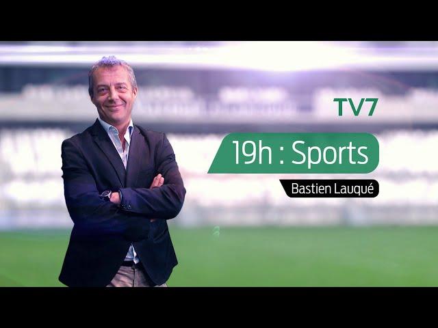 L'Édition du Soir | Sport - Vendredi 25 Septembre | Week-end rugby : coupes d'Europe et Pro D2