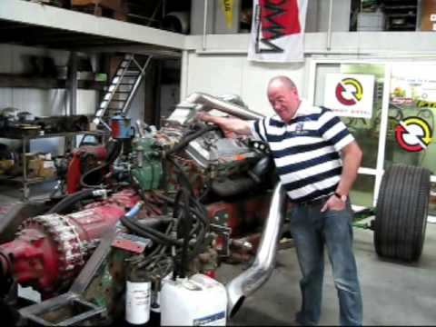 Huge Detroit Diesel Hot Rod – Engine Swap Depot