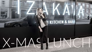 FOLLOW ME AROUND - Christmas and New Years Eve at IZAKAYA Munich