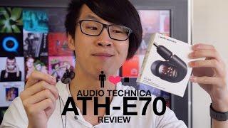 LLAT: Audio Technica ATH-E70 Review - Who Monitors the Monitors?
