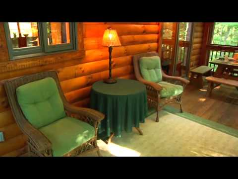 The Lodge at Lane's End Rental Cabin in Hocking Hills, Ohio