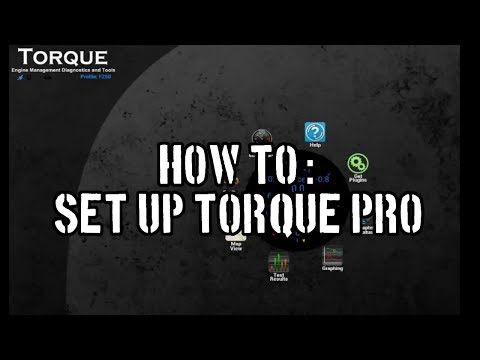 How To: Set Up Torque Pro