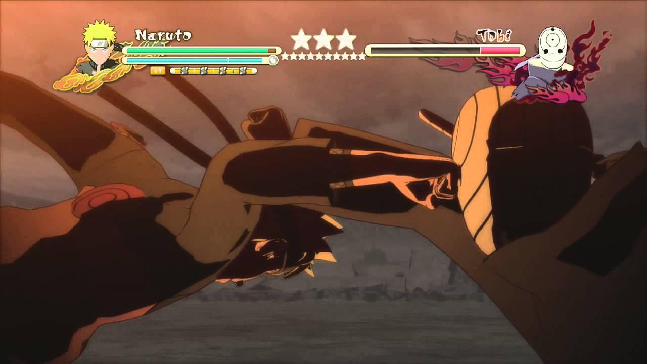 Naruto shippuden ultimate ninja storm 4 akatsuki - 4 5