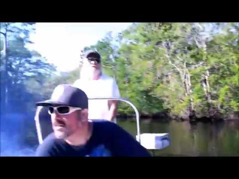 Town Creek NC Brunswick County Fishing
