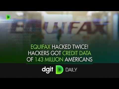 which credit agency got hacked