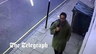 video: Amess killing: Terror suspect allegedly tricked MP's staff by lying about his plans