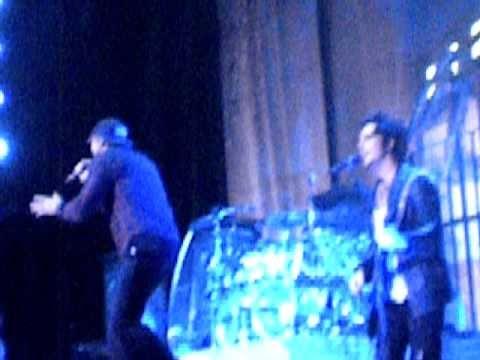 Avenged Sevenfold Nightmare Rockstar Uproar Tour 2010 San Diego