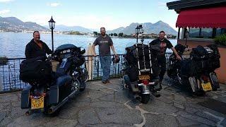 Europe motorcycle trip 2016 film