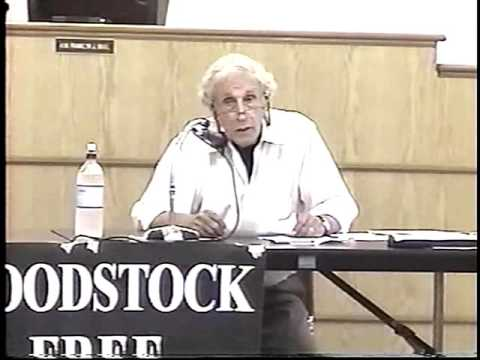 Woodstock FreeSpeech Community Panel 7/22/26: Constitutional Lawyer Alan Levine