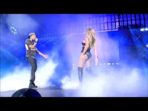 Beyoncé ft. JAY Z - Drunk In Love (Live - OTR Tour)