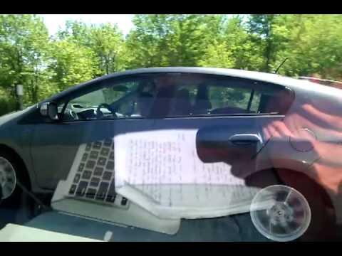 blowjob tape Car caught on