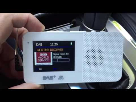 dab radio with fm transmitter youtube. Black Bedroom Furniture Sets. Home Design Ideas
