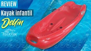 """Vídeo: Kayak Infantil """"Delfín"""""""