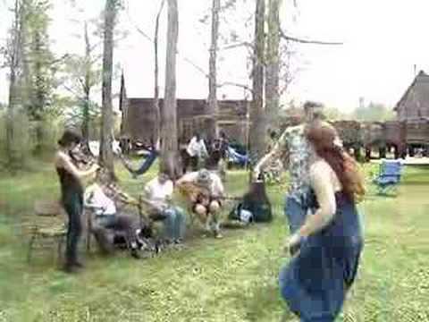 cajun music and dancing