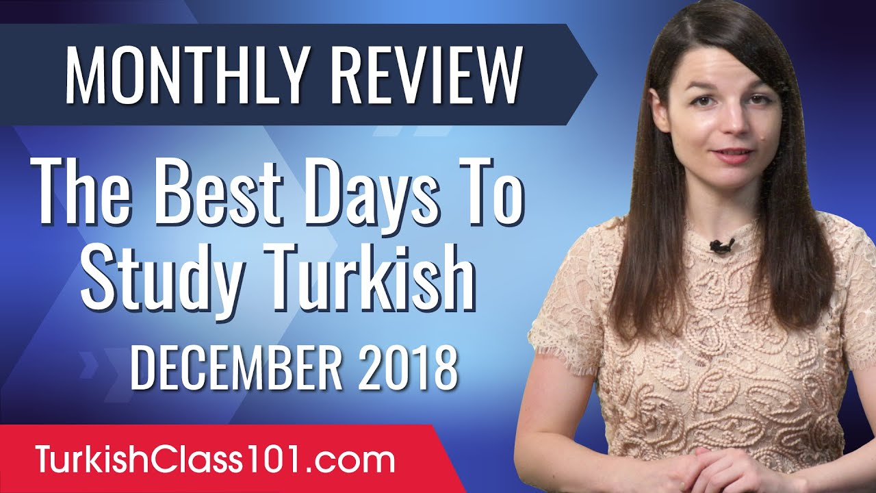 Why Your Worst Days Are The Best Days To Study? | Turkish December Review