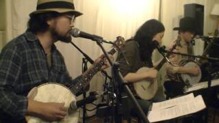 2014.09.23.BANJO NIGHT (from left to right) スーマー Suemarr (4-str...