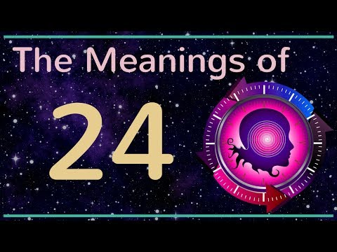 Number 24: The Numerology Meanings of Number 24