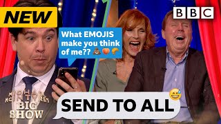 Harry Redknapp SHREDDED in Send To All!  | Michael McIntyre's Big Show - BBC