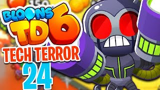 Odblokowalem Tech Terror Epicka Małpka! - Bloons TD 6 - Gameplay Part 24 Gry (Brot 2020)