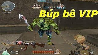 Súng Búp Bê Phiên Bản VIP : Cận Chiến Siêu Chất - Tiền Zombie v4
