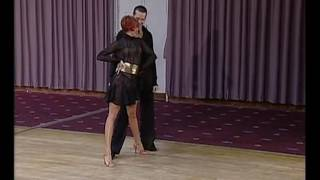 Andrej Skufca & Katarina Venturini | Развитие ритма тела в латине