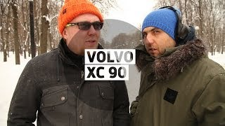 Volvo XC90 - Большой тест-драйв (видеоверсия) / Big Test Drive (videoversion) - Вольво XC90