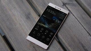 أفضل هاتف من هواوي Huawei P8بالفيديو : استعراض للهاتف