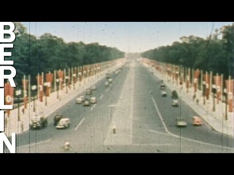 Berlin 1936 (in Farbe)