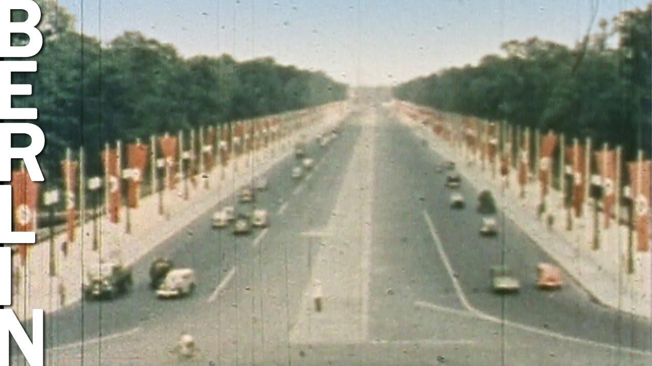 """La durisísima vida en la Berlín """"fascista"""" del 36, qué horror"""