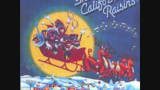 Watch California Raisins Sleigh Ride video