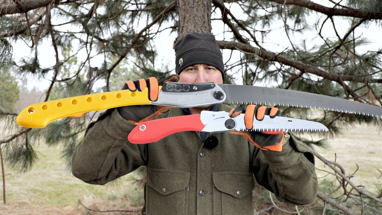 Why I Stopped Using Silky Saws - YouTube