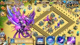Castle Clash: Guild Royale || Lazulix Skills And New Build screenshot 1