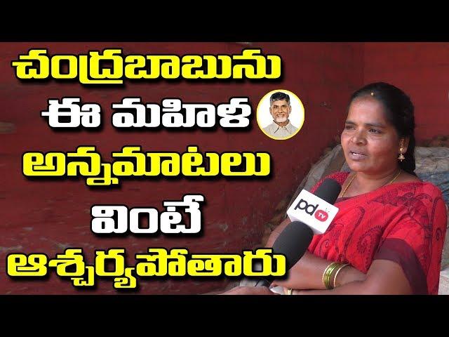 Eluru Public Talk on AP Next CM 2019 | Chandrababu | Ys Jagan | Pawan kalyan | PDTV News