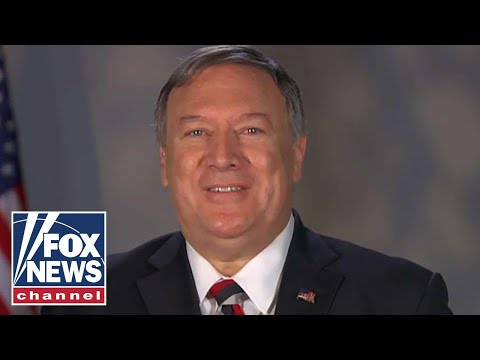 Exclusive: Pompeo talks tensions with Iran, crisis at the border