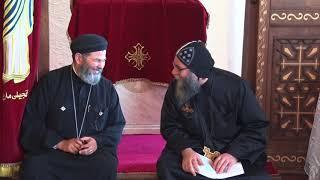 كلمه الانبا اسطفانوس  اسقف بابا و الفشن لدرس الكتاب -ج٢
