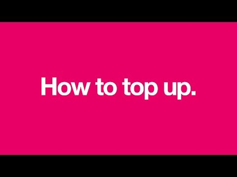 How to top up   Top up your phone   Three