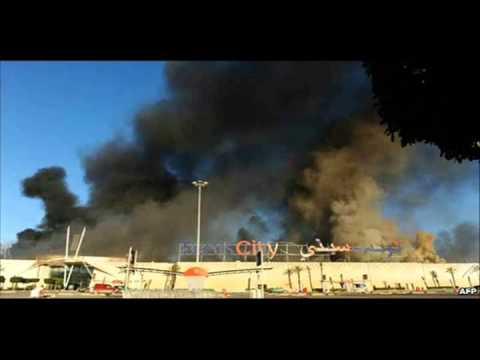Tunisia in Turmoil (Jan. 10th - 15th)