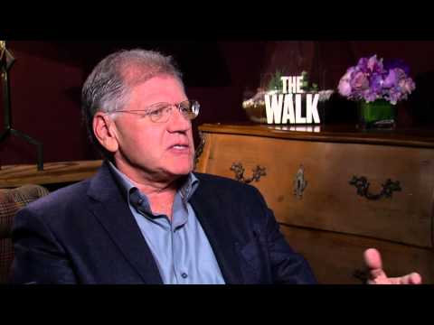 The Walk: Robert Zemeckis Exclusive Interview