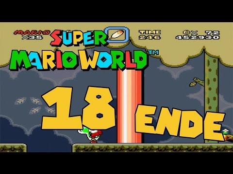 Let's Play Super Mario World Part 18: Ich bin ein Super Player! [ENDE]