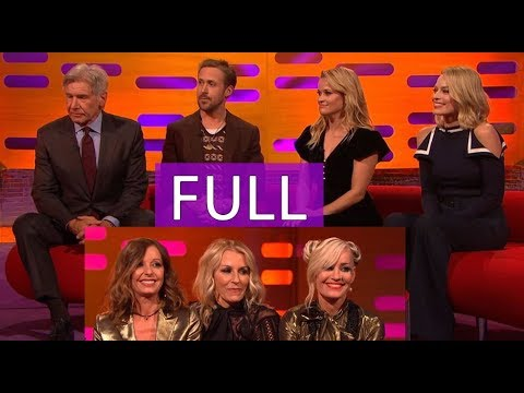 The Graham Norton Show FULL S22E01: Harrison Ford, Ryan Gosling, Reese Witherspoon, et al.