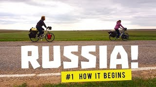 Bicycletouring in Russia - Episode 1