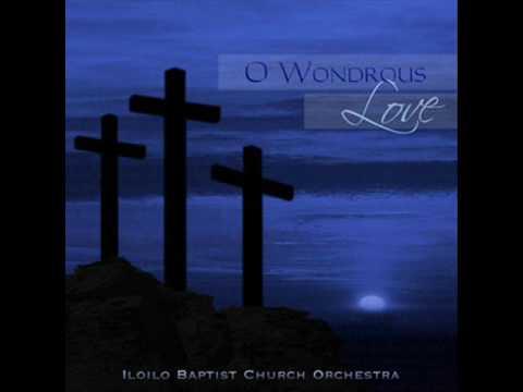 O Wondrous Love orchestra