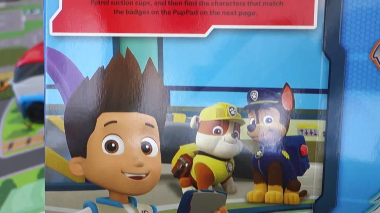 paw patrol stuck on stories unboxing  youtube