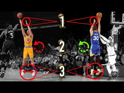 3 MAJOR Differences Between Steph and Klay's Mechanics