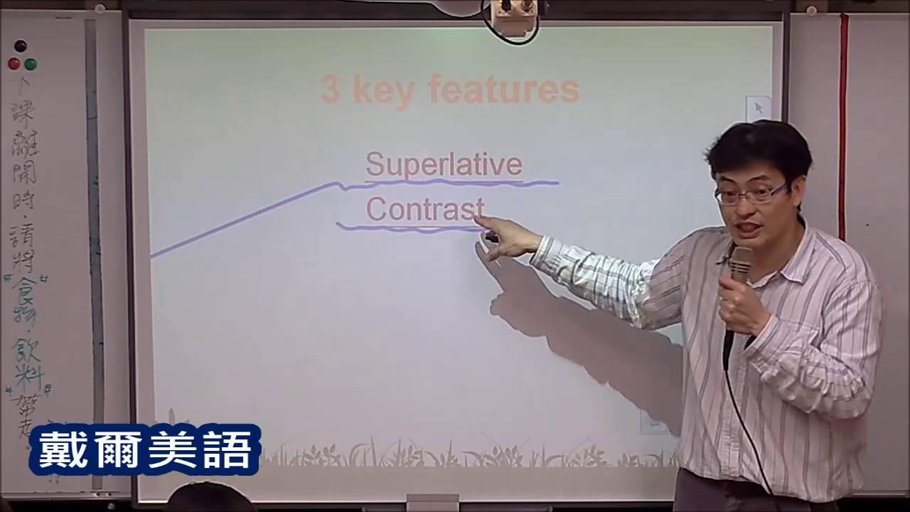 IELTS雅思補習班老師分享雅思寫作Task 1高分秘訣 by 戴爾美語 - YouTube
